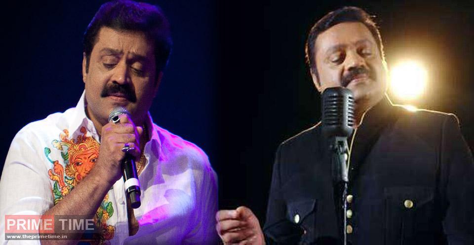 Suresh Gopi song shared Aju Varghese