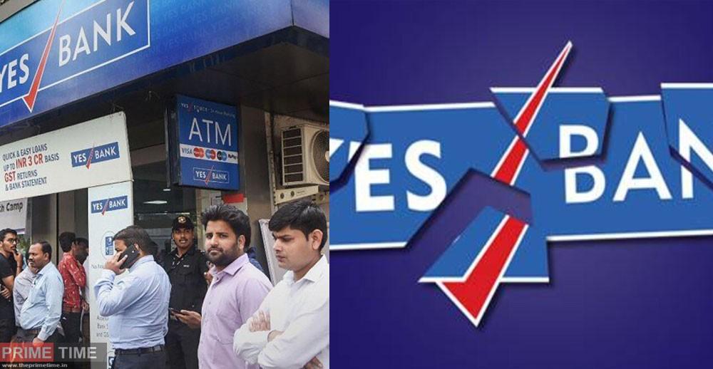 Yes Bank crisis;