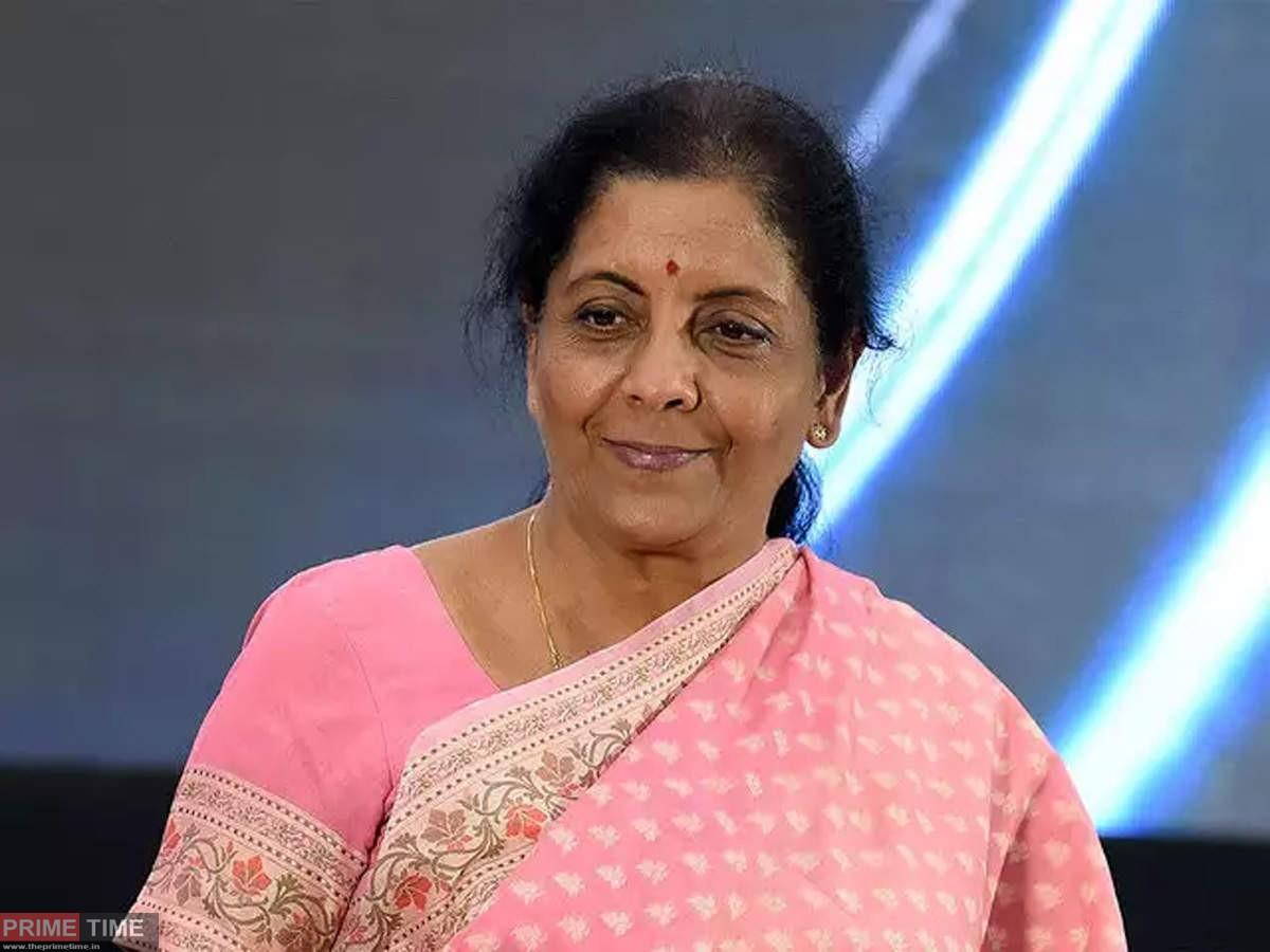 Finance Minister Nirmala