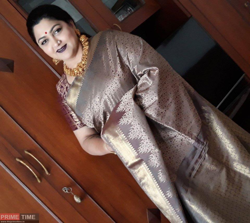 Kushboo Sundar