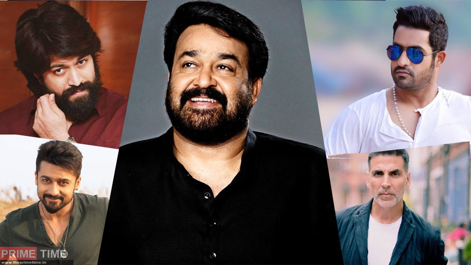 Marakkar Arabikadalinte Simham movie trailer releases 5 superstars in 5 languages!