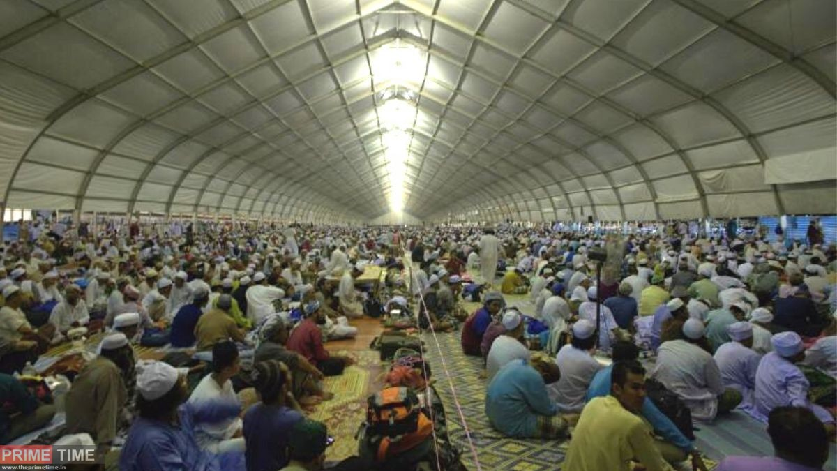 Nizammudin Tablighi Jamaat