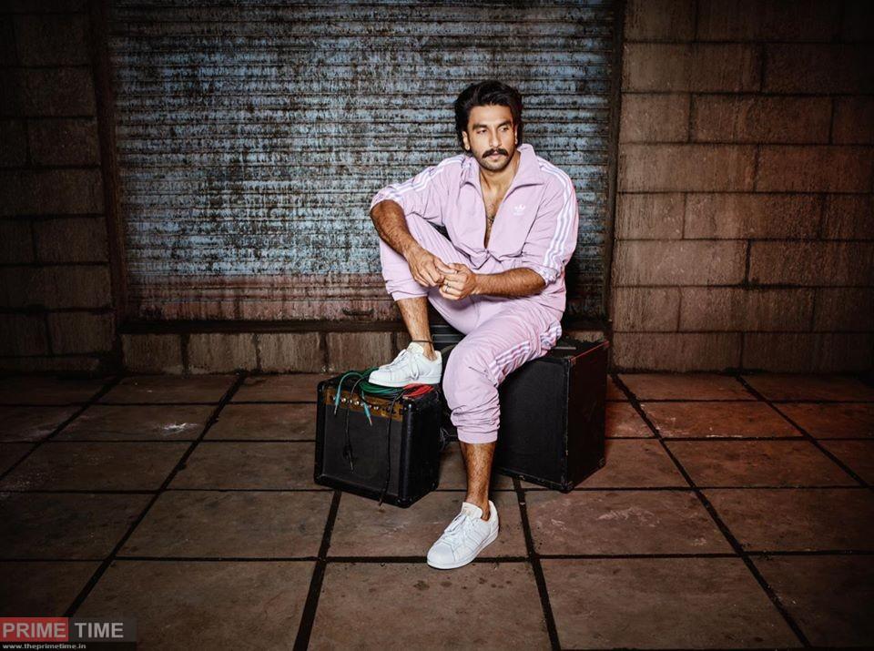 Ranveer Singh Photoshoot