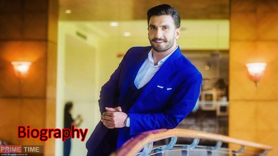 Ranveer Singh Wiki, Biography, Age, Photos, and Family