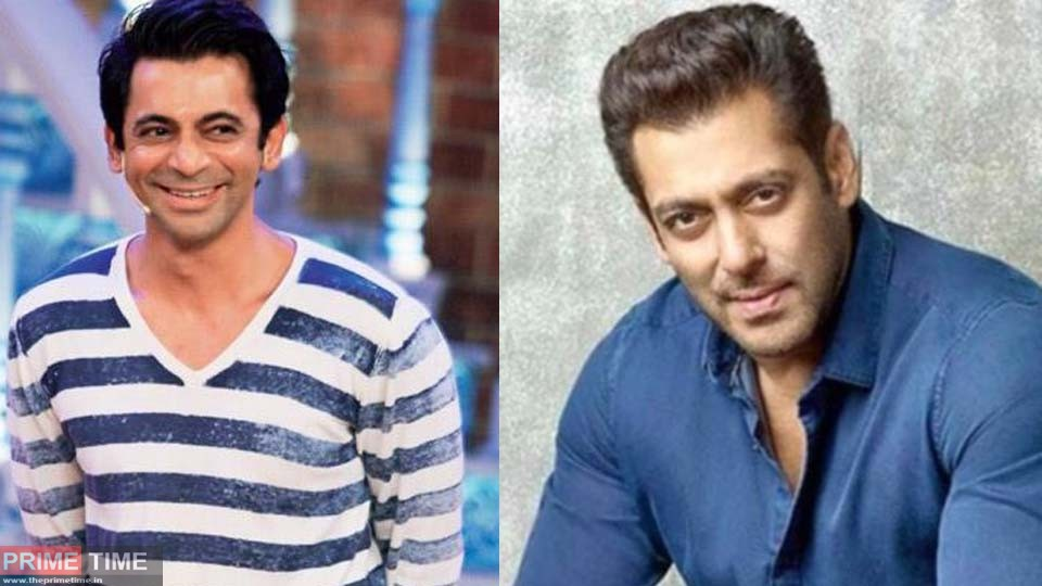Sunil Grover revealed, how is his relationship with Salman Khan