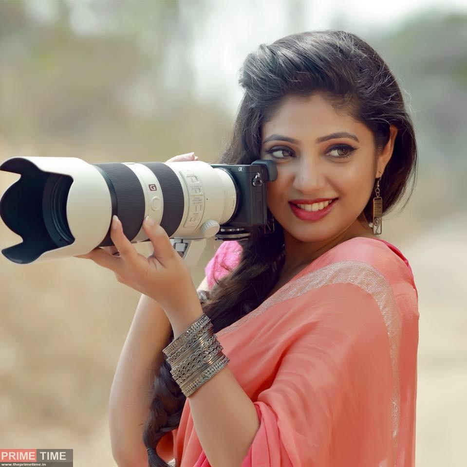 Veena Nandakumar Biography