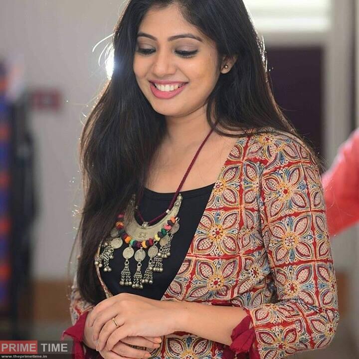 Veena Nandakumar Latest Photos