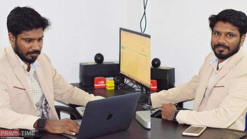 Ayyappan Sreekumar is an entrepreneur in IT World!