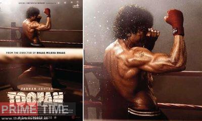 Farhan Akhtar's most powerful performance to be seen in Toofan, no change in release date