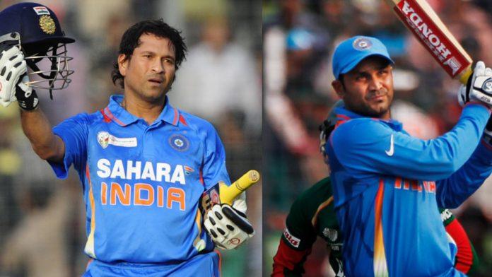 Former English bowler selected Sachin, Sehwag and Dravid as best batsman
