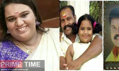 Kalabhavan Mani's daughter ammu birthday