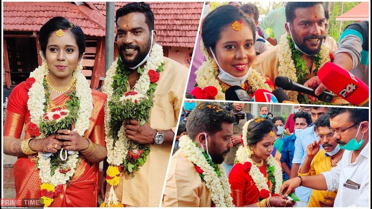 Manikandan Achari get married with Girl friend
