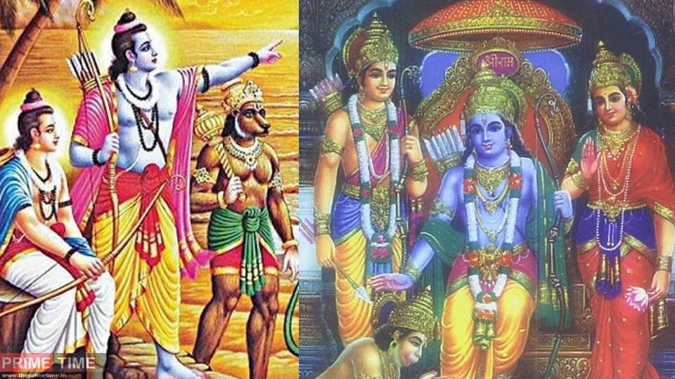 Ravana's slaughter in Ramayana, now serial will start on Doordarshan from Sunday