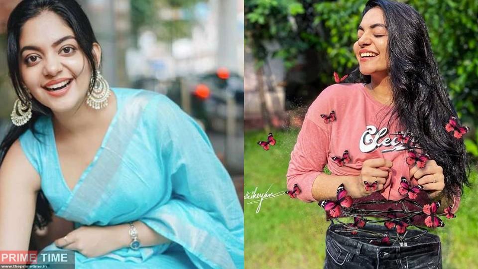 Ahaana Krishna's latest photo goes viral