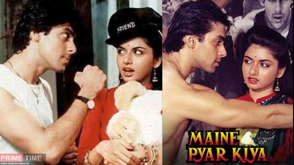 Bhagyashree open about Salman Khan's kiss