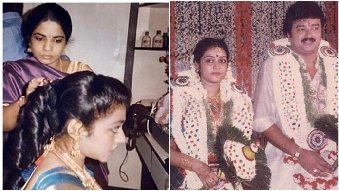 It was a grand wedding, Anila open about Jayaram-Parvathy wedding ceremony