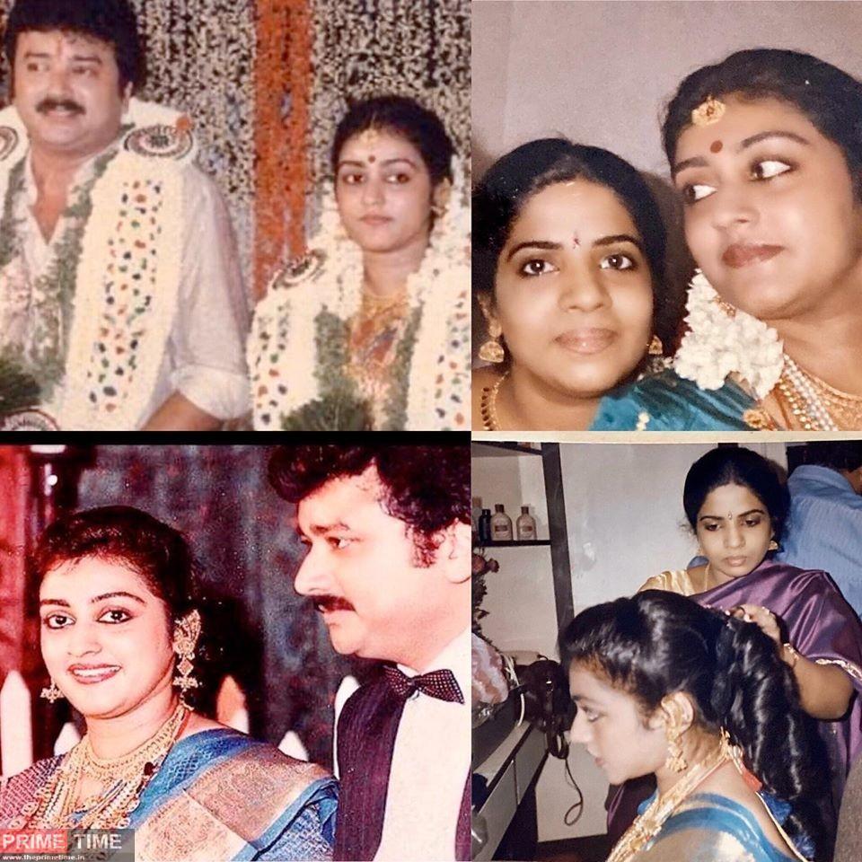 Jayaram Parvathi Wedding