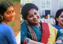 Like Monisha, she is my daughter Sridevi Unni