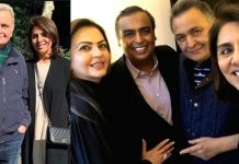 The Ambani family helped Rishi Kapoor during his treatment, Neetu Kapoor wrote an emotional post