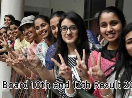 UP Board 10th and 12th Result 2020