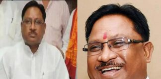 BJP again played stakes on tribal face, Vishnudev Sai became state president for the third time