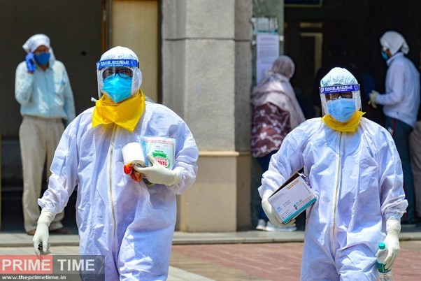 COVID-19 pandemic, Number of recoveries exceed active cases for first time1