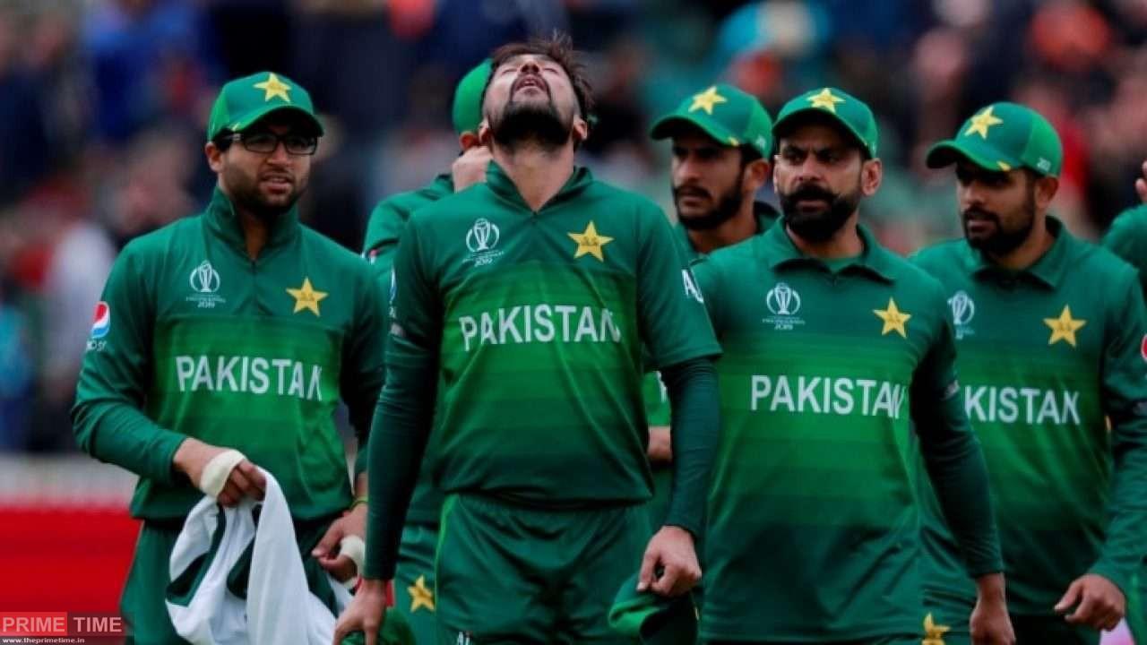 Cricket Team from Pakistan