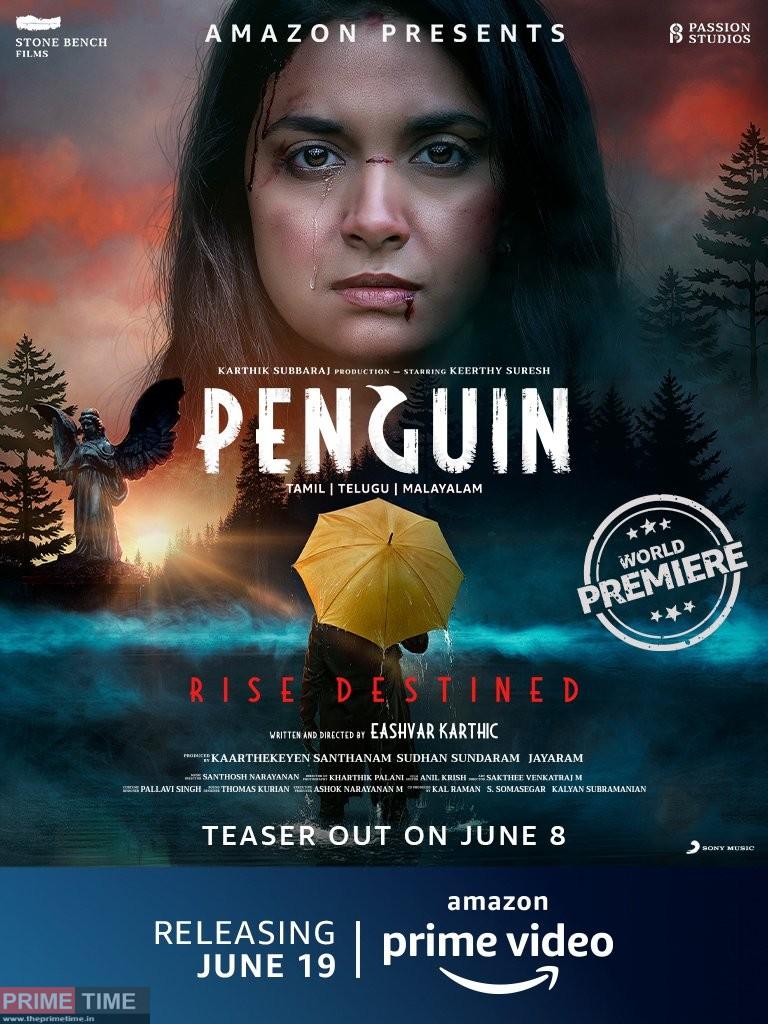 Penguin Movie Teaser