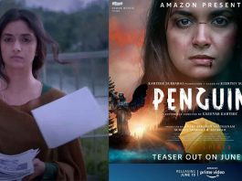 Penguin movie review Nothing to say about Keerthy Suresh's acting