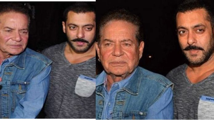 Salman's father responded to Dabang Director's comments