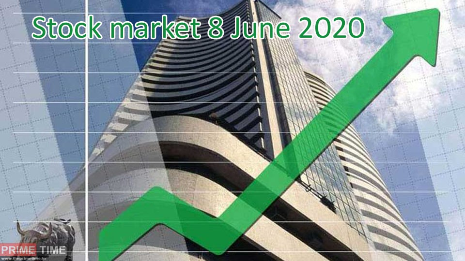 Photo of Stock market 8 June 2020: Stock market boom, Sensex stronger than 550 point