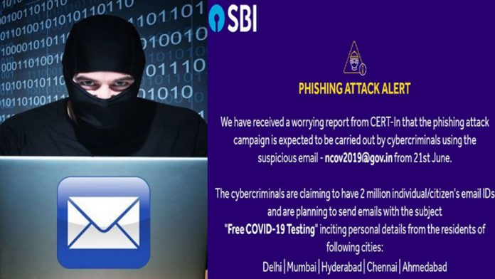The email id Ncov2019@gov.in is likely to be used for fraud