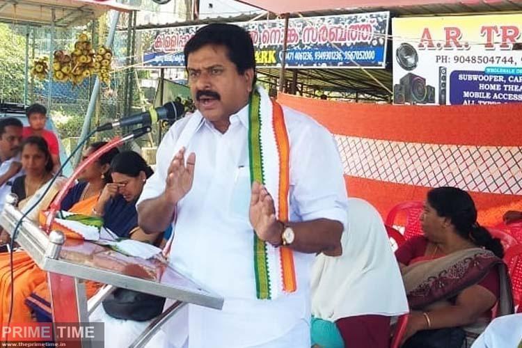 Vigilance registers case against ex-minister V. S. Sivakumar