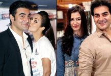 When Malaika Arora visited Arbaaz Khan's house for the first time, the Khan family treated her like this