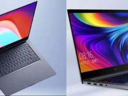 Xiaomi Mi NoteBook India Launch Today at 12PM