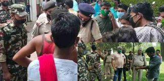 Nepali police shoot five Indian,