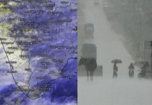 Heavy rainfall is expected in Kerala after the onset of the monsoon.