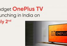 OnePlus Has Confirmed an Affordable Smart TV is Coming to India on July 2
