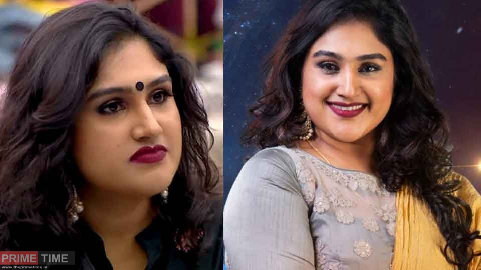 Actress Vanitha interrogation of at the police station!