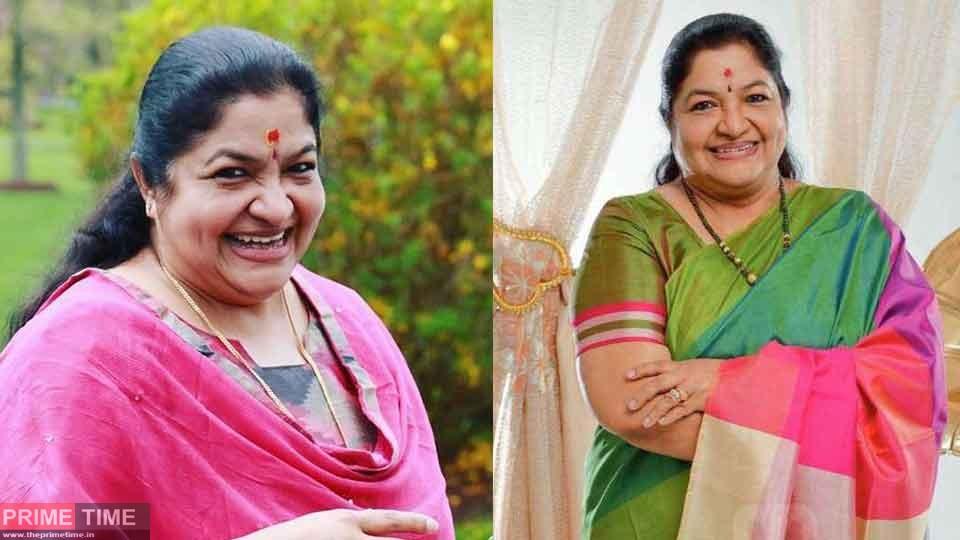 Happy Birthday Chithra Today is the Birthday of Malayalam's Vanambadi!