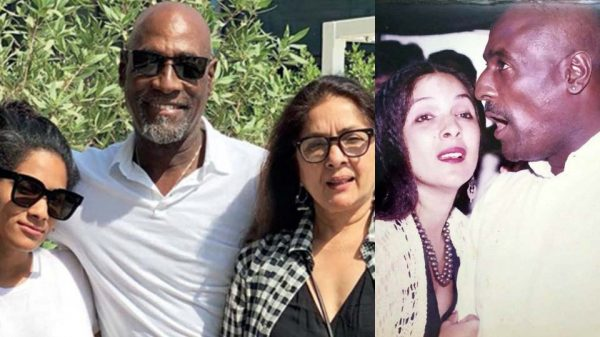 Love story of Nina Gupta and Vivian Richards, such secret after the birth of daughter