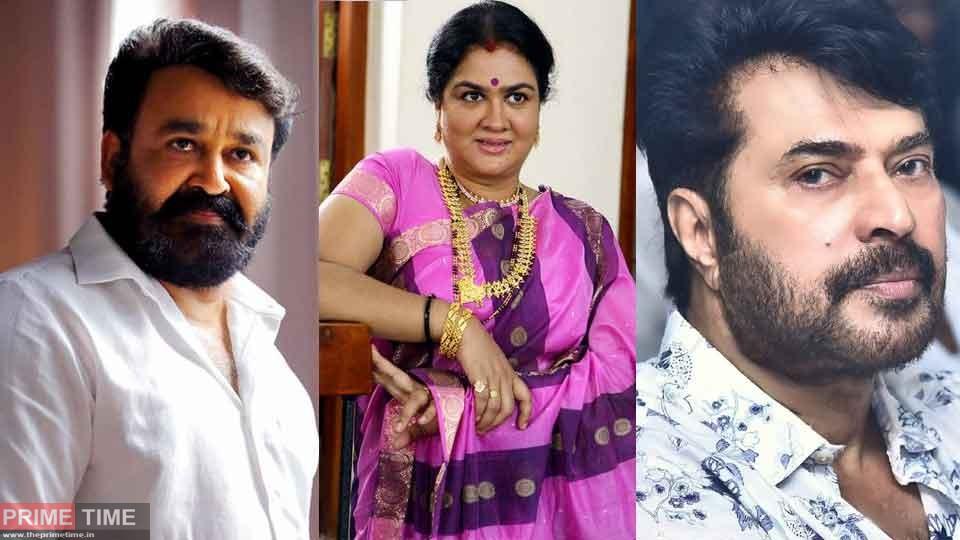 Mammootty-Mohanlal Movies Raising the standard of Malayalam cinema Urvashi