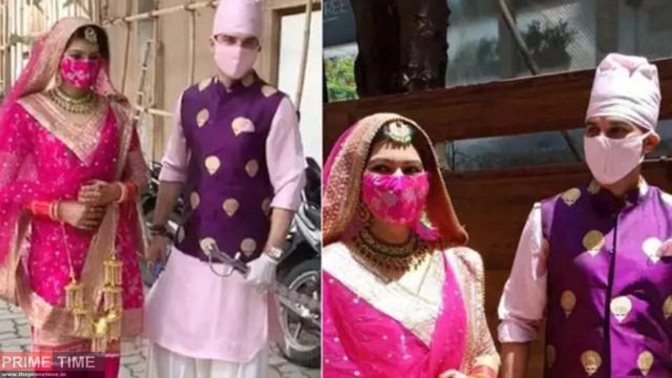Manish Raisinghan marries girlfriend Sangeeta Chauhan at gurdwara in lockdown, 10 people attended