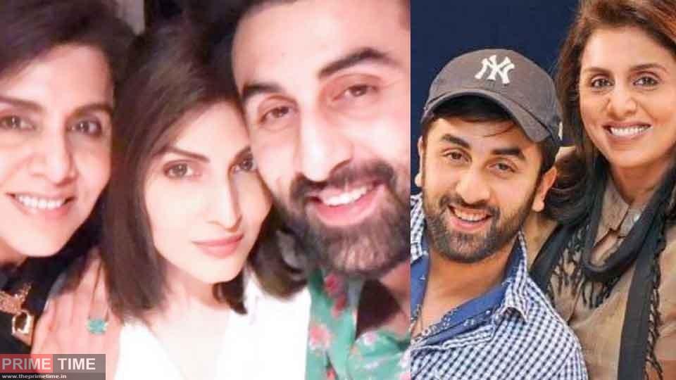 Neetu Kapoor Birthday daughter Riddhima shared a selfie with Neetu Kapoor, Ranbir Kapoor also appeared in the frame
