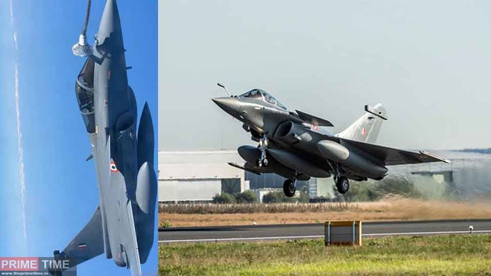 Rafale's first batch reached India, Digvijay Singh tweeted!