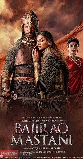 Ranveer Singh in Bajirao Mastani Movie