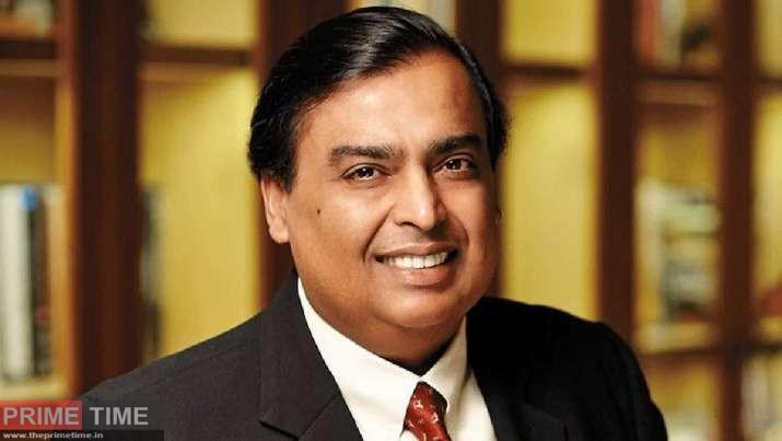 Richest Man Mukesh Ambani