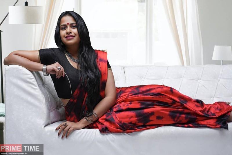 Sadhika Venugopal Photoshoot
