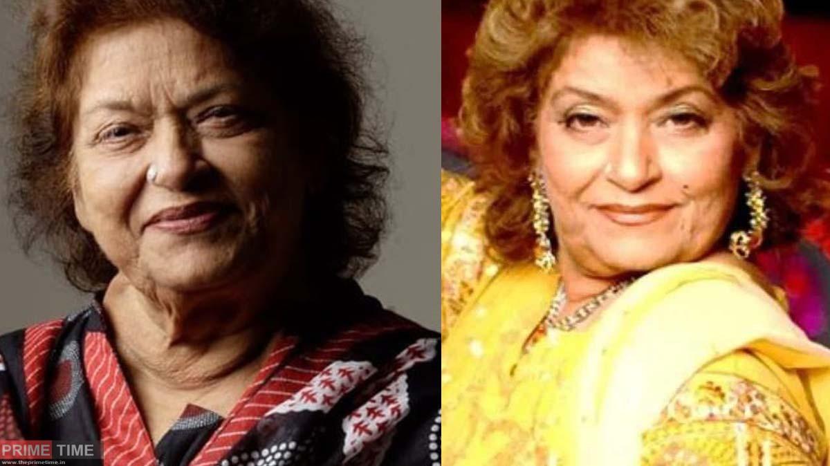 Saroj Khan Death News Famous choreographer Saroj Khan died, delivered in Mumbai