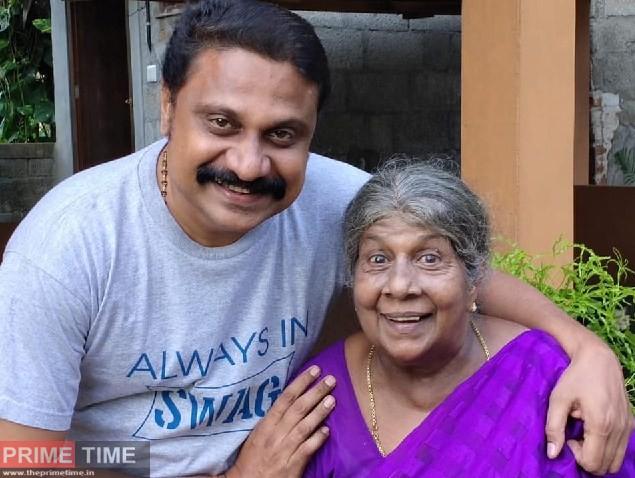 Sethu Lakshmi and Balaji Sharma